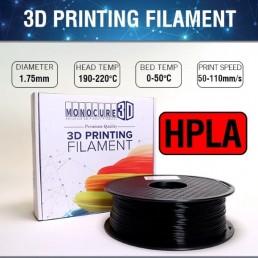 HPLA - High Performance PLA (1KG) Black