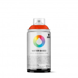 MTN WB Spray Paint - Naphthol Red (300 ml)