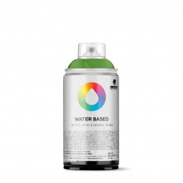 MTN WB Spray Paint - Brilliant Green (300 ml)