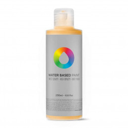 Azo Orange Light - MTN Water Based Paint Refill – 200ml