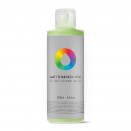 Brilliant Light Green - MTN Water Based Paint Refill – 200ml