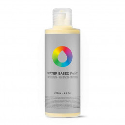 Naples Yellow - MTN Water Based Paint Refill – 200ml