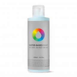 Phthalo Blue Light - MTN Water Based Paint Refill – 200ml