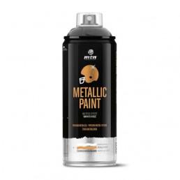 MTN PRO Spray Paint - Metallic - Black