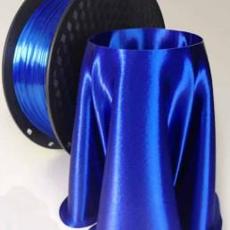 SILK PLA FILAMENT - DARK BLUE (1 KG)